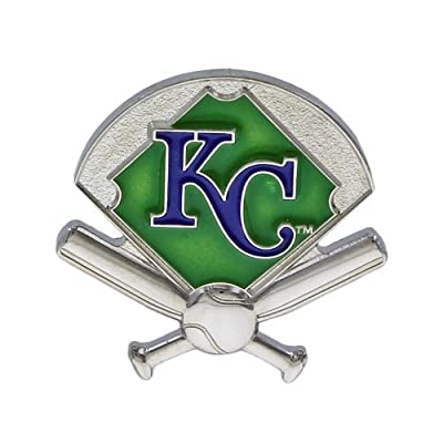 MLB Kansas City Royals Field Pin