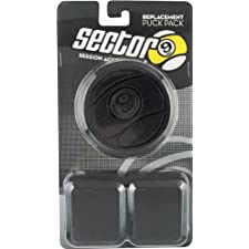 Sector 9 Palm and Finger Black Slide Gloves Puck Pack for Slide Gloves
