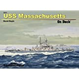 Squadron Signal Publications USS Massachusetts On Deck Book