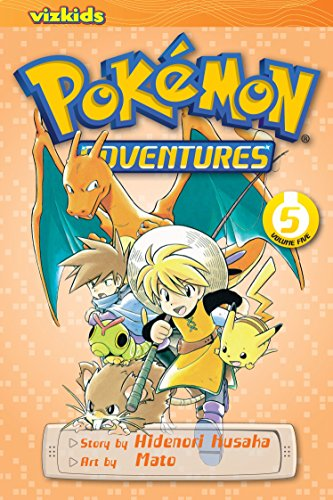 POKEMON ADVENTURES GN VOL 05 RED BLUE