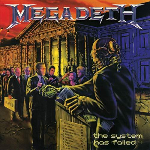 CD : Megadeth - System Has Failed (2019 Remaster) (CD)