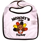 Mommy's Little Turkey Baby Bib