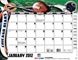 2012 CHICAGO BEARS 22X17 DESK CALENDAR at Amazon.com