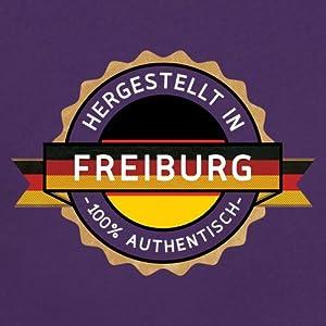Hergestellt In FREIBURG 100% Authentisch - Kinder Hoodie/Kapuzenpullover - 9 Farben - 1-13 Jahre