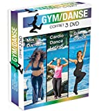 Coffret Gym-Dance : Mix Danses + Cardio Dance Latino + Gym Dance [Francia] [DVD]