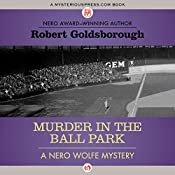 Murder in the Ball Park | Robert Goldsborough