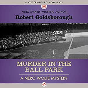 Murder in the Ball Park Audiobook