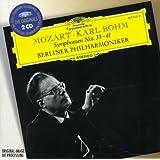 """Mozart: Symphonies Nos.35 """"Haffner"""", 36 """"Linzer"""", 38 """"Prager"""", 39, 40, 41 """"Jupiter"""" (2 CDs)"""
