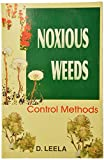 Noxious Weeds Control Methods