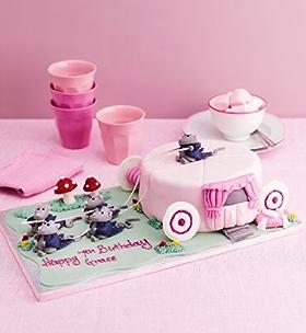 Asda Princess Cake Decorations : Pin Asda Princess Cake Cake on Pinterest