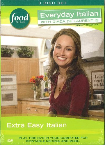 everyday italian giadas dating tips for the bachelor Everyday italian all seasons episode number: episode name: originally aired: image: 1 x 1: straight from the pantry.