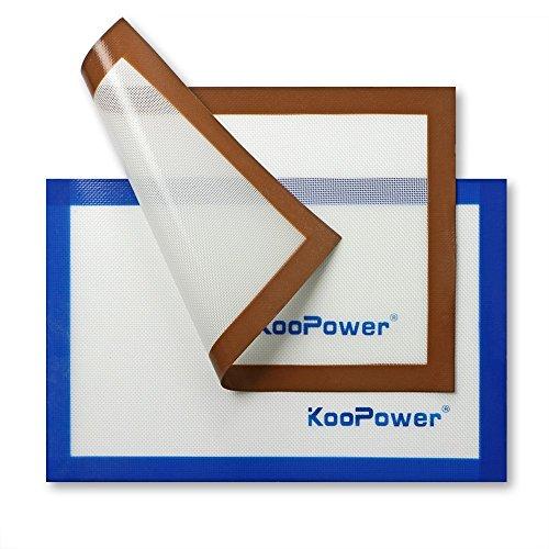 koopower-2-x-tapis-de-cuisson-en-silicone-antiadherent-antiderapant-415x28-cm-bleu-brun