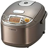 Zojirushi Ih Rice Cooker Np-ge05-xj Stainless Steel Brown 0.54l