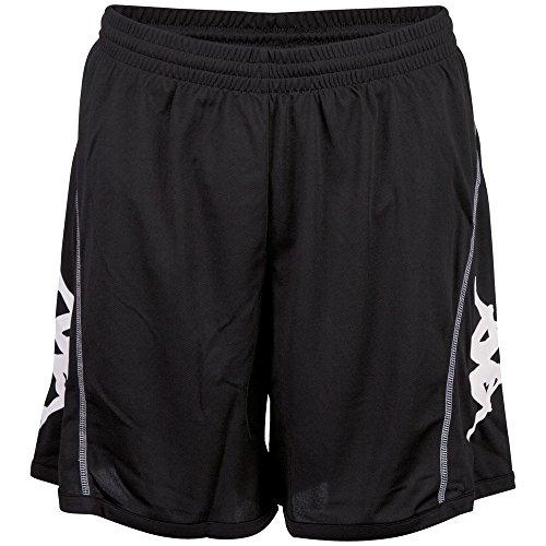 kappa-herren-ariston-shorts-black-l