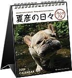 夏彦の日々/坂下康裕2009カレンダー C-215-NA