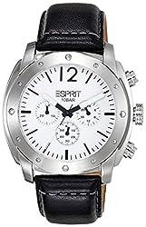 Esprit Chronograph White Dial Mens Watch - ES106391002-N