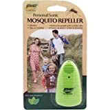 PIC PMR Personal Sonic Mosquito Repeller (Color: Green)