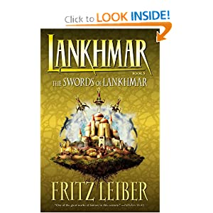 Lankhmar Book 5: The Swords of Lankhmar by Fritz Leiber