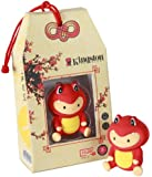 Kingston Digital 16 GB Limited Edition DataTraveler USB Hard Drive, Chinese New Year 2013 Year of the Snake (DTCNY13/16 GB)
