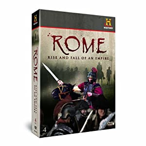 Rome: Rise and Fall of an Empire (4-Disc Set) [DVD]