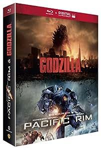 Godzilla + Pacific Rim [Blu-ray]