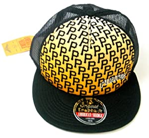 Pittsburgh Pirates American Needle RERUN Limited Edition Mesh Back Snapback Cap by American Needle