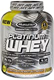 MuscleTech Platinum 100% Whey Supplement, Chocolate Peanut Butter Cup,  5.03 Pound
