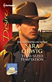 Texas-Sized Temptation (Harlequin Desire)