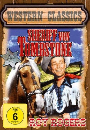 Sheriff von Tombstone (DVD)