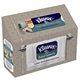 Kleenex Hand Towels - 60 White Hand Towels in Dispenser Box - 60 Count (Pack of 1)