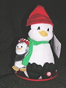 Hallmark Snowtime Pals Plush Musical Christmas Penguin - Moves and Rocks when he Sings