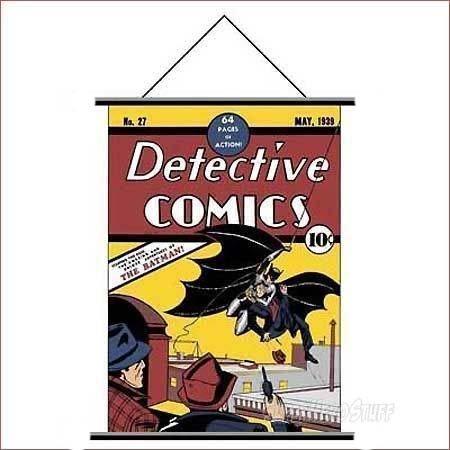 "Detective Comics Wall Scroll 22"" x 32"" - 1"