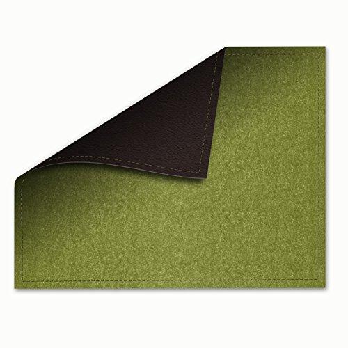 simon-pike-mauspad-london-27-x-32-cm-aus-filz-und-kunstleder-ohne-logo-leder-schwarz-filz-grun-serie