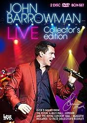 John Barrowman Collectors Edition NTSC