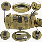 Utility 3P Swat Waist Bag Pack Hand P...