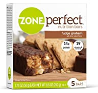 Zone Perfect Nutrition Bar, Fudge Gra…