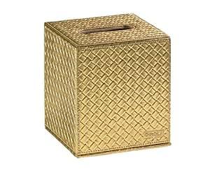 Gedy boite a mouchoirs carree or marrakech gedy g 67028700200 fai da te - Boite a mouchoirs casa ...