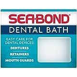 Sea-Bond Denture Bath, Colors May Vary
