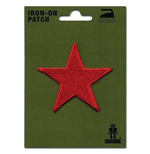 Stella Rossa Toppa - Simbolo - Red Star Patch - Design originale concesso su licenza - LOGOSHIRT