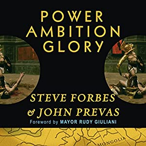Power Ambition Glory Audiobook