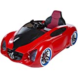 Lil Rider Pre Assembled 12 V Battery Operated Red Sports Car With Remote Control!