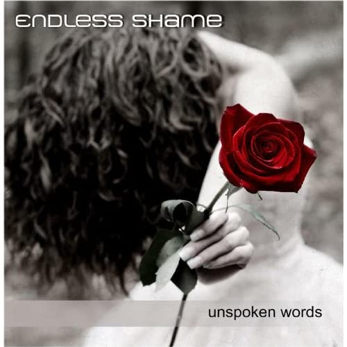 Endless Shame Unspoken Words CD Cover