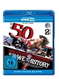 Image de Wwe-50 Greatest Finishing Mo [Blu-ray] [Import allemand]
