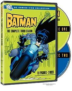 The Batman - The Complete Third Season Dc Comics Kids Collection