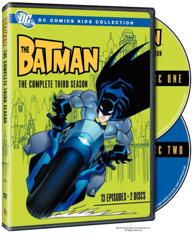The Batman - The Complete Third Season Dc Comics Kids Collection