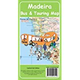 Madeira Bus and Touring Map 2009by David Anthony Brawn