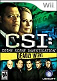 CSI: Deadly Intent - Wii Standard Edition