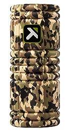 Trigger Point The Grid Rouleau de mousse pour massage Camouflage 33 x 14 cm