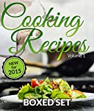 Cooking Recipes Volume 1 – Superfoods, Raw Food Diet and Detox Diet: Cookbook for Healthy Recipes
