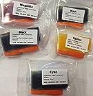 Edible Ink Cartridges Canon CLI226 CLI225 - 5 color set